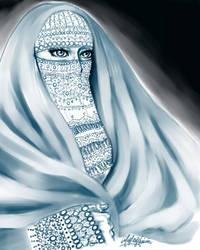muslimwarrior by thecarefree