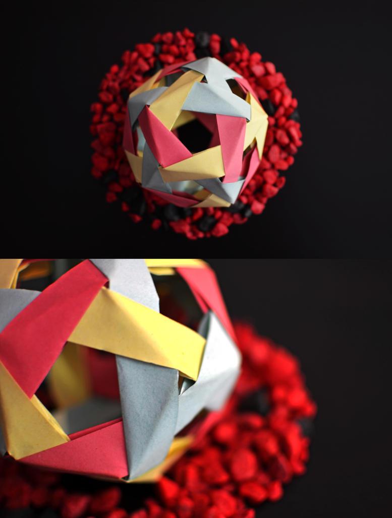 Module Origami I by Arachnid91