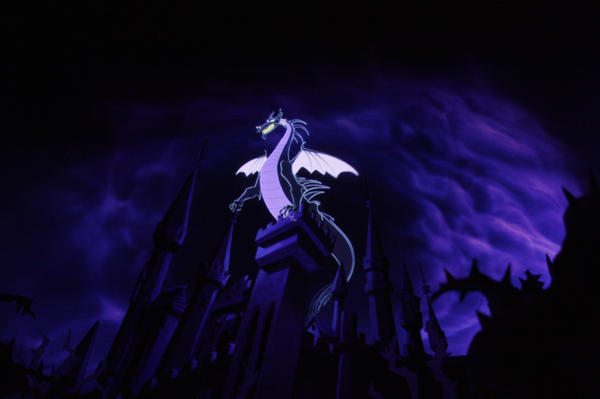 Maleficent Dragon Wallpaper Maleficent Dragon by S...