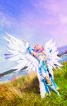 Aion Elyos Sorcerer Cosplay by Miyuki