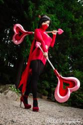 Heartseeker Akali by Miyuki Cosplay by Miyuki-Cosplay