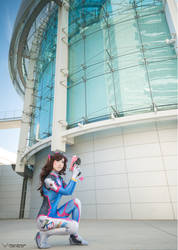 Overwatch DVa by Miyuki Cosplay