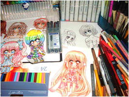 My Workdesk 2012/17/08