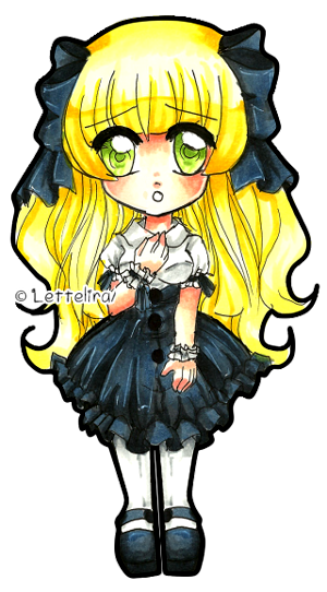 G: LadollBlanche by Lettelira