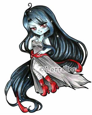 Marceline by Lettelira