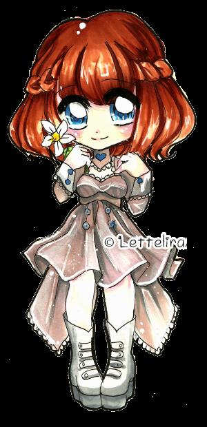 Madeleine by Lettelira