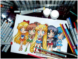 Sailor Moon Crystal : Back with a Vengeance