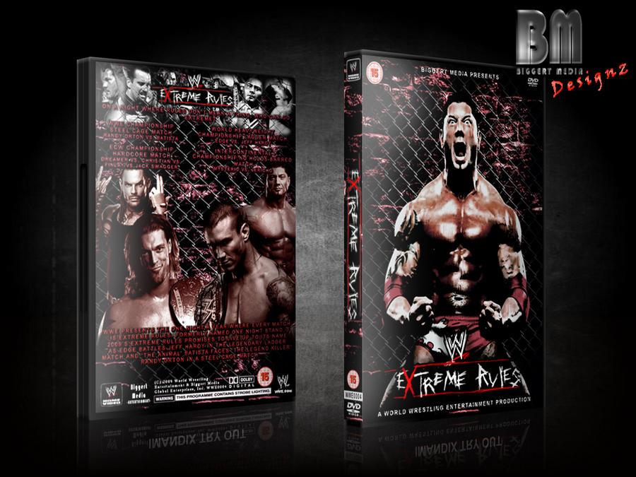 WWE Extreme Rules 2009 V1 by BiggertMedia