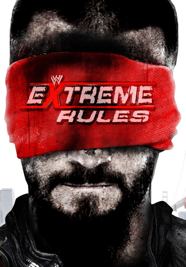 Extreme Rules 2011 Poster by BiggertMedia