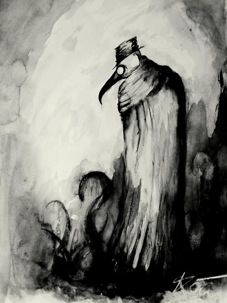 plague by MrsLollipop