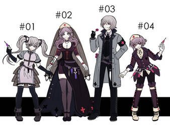 Set Price - CLOSED - Medical Family - #023
