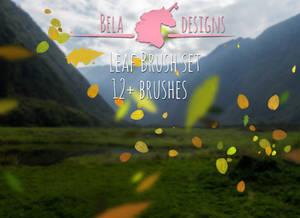 Bela's Leaf Brush set