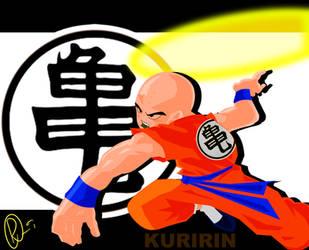 Kuririn by Goldenboy91