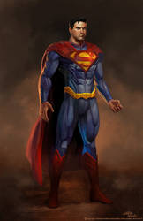 superman by marconelor