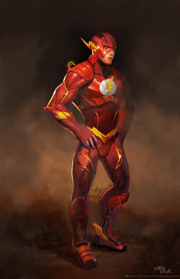 flash by marconelor
