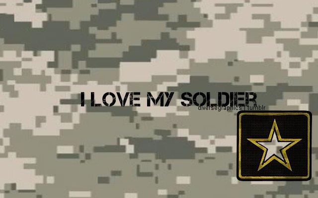 I Love My Soldier Quotes. QuotesGram