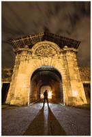 Belgrade night 2 by theartr