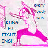 Icon 7 - KUNG FU FIGHTING by toastshark