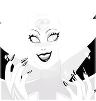 White Diamond by Ironicmemeing