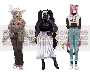 Misc simple adopts OFFER TO ADOPT  SOLD