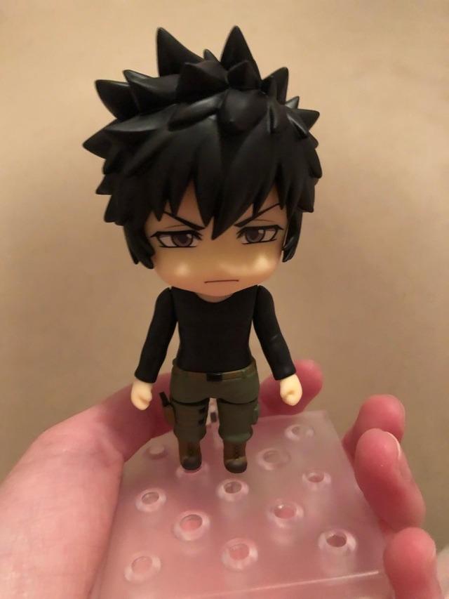 Shinya Kogami SS ver. Nendoroid