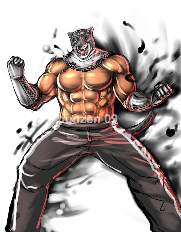 Tekken 3 Armor King