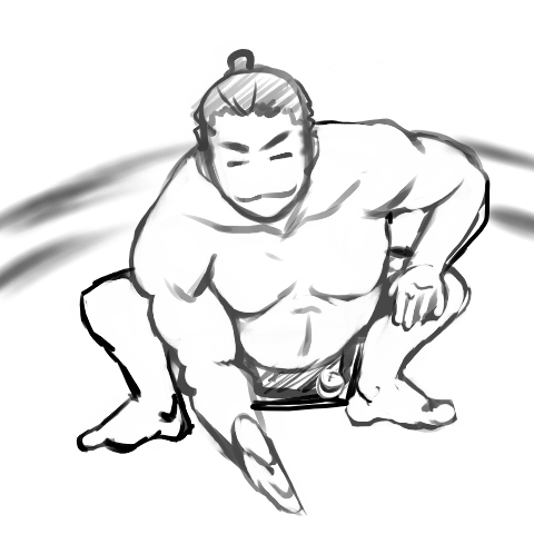 sumo by buuzen