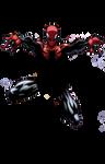 Superior Spiderman png Cornel Deadpool