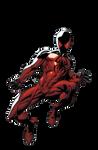 Scarlet Spider de Mark Bagley Variant PNG
