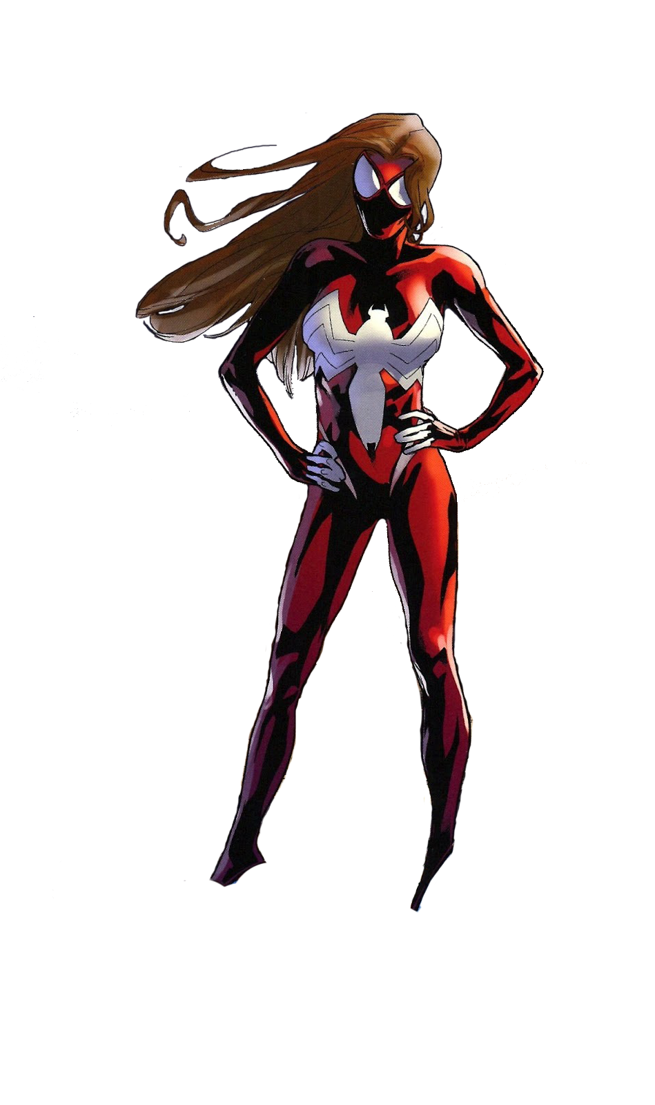 Ultimate Spider-Man - Ultimate Spider-Woman PNG by TheSuperiorXaviruizUltimate Spiderman And Spiderwoman