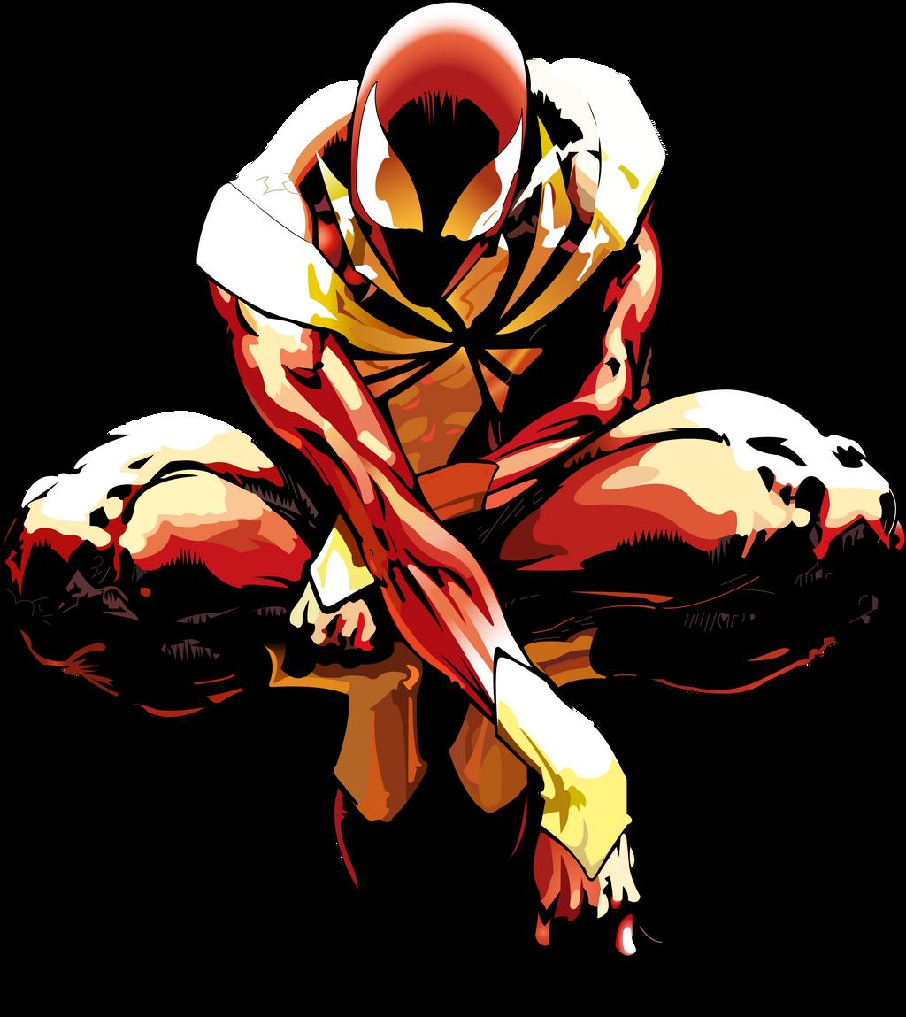 Iron-Spider PNG by TheSuperiorXaviruiz on DeviantArt