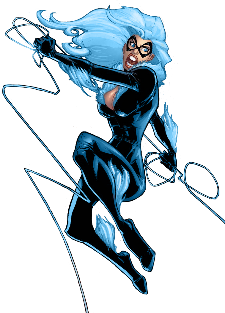 Black Cat - Humberto Ramos By Coronel Deadpool PNG by ... The Amazing Spider Man 3 Black Cat