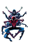 Amazings Spider-mens PNG