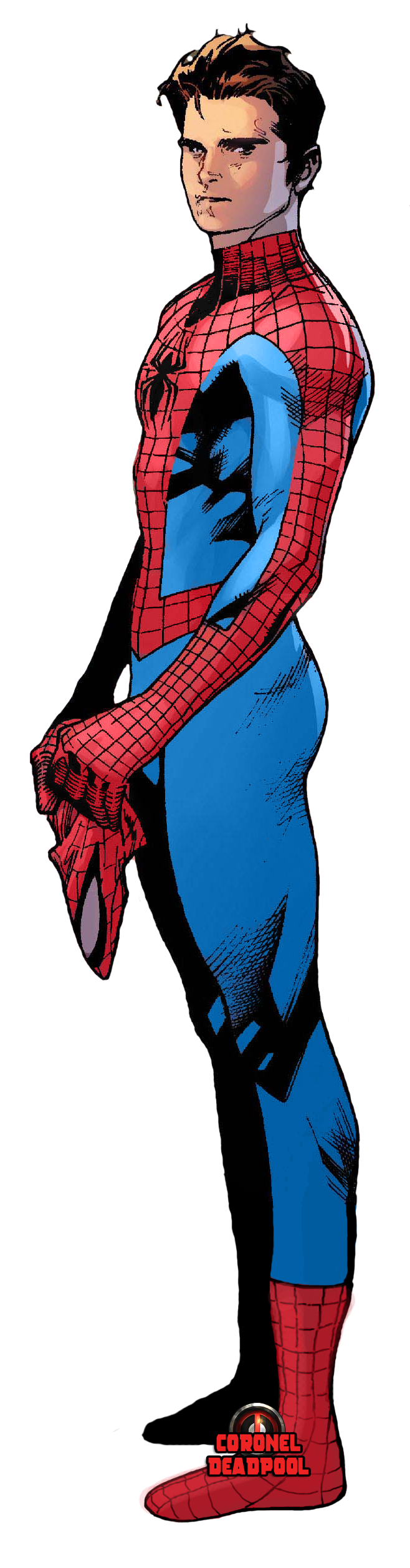 Peter Parker: The best...