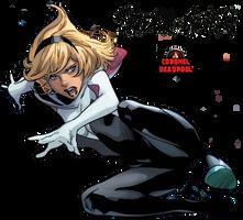 Spider-Gwen by TheSuperiorXaviruiz