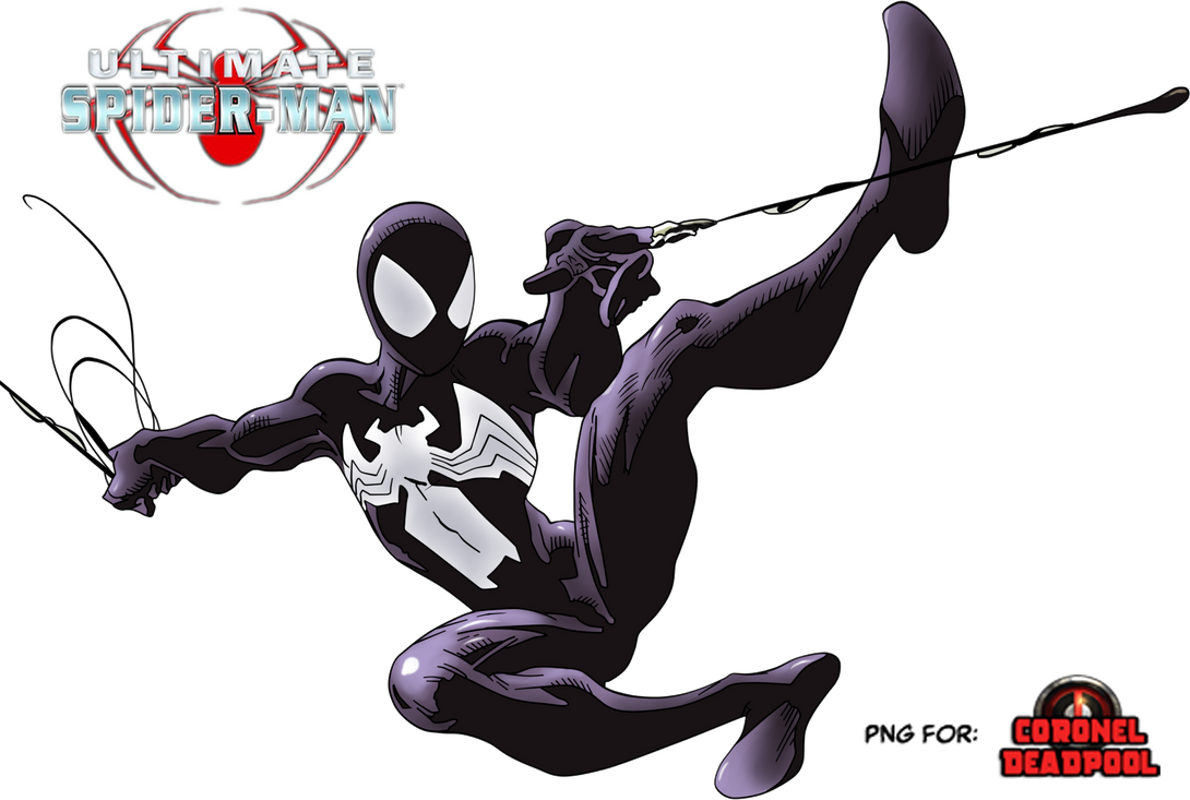 how to make a black spiderman suit