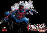 Spider-Man 2099 by TheSuperiorXaviruiz