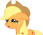 Tired Applejack
