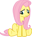 Fluttershy discussing dragons