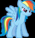 Rainbow Dash discussing Trixie