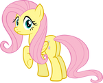 Fluttershy looking at you