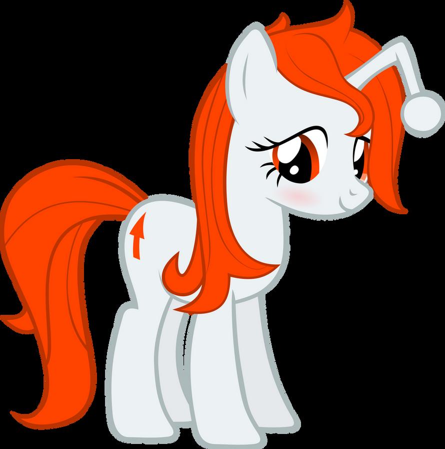 Reddit Pony with longer hair by FabulousPony
