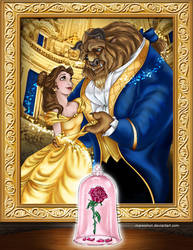 .Beauty and the Beast. by Mareishon