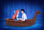 The Little Mermaid and Eric