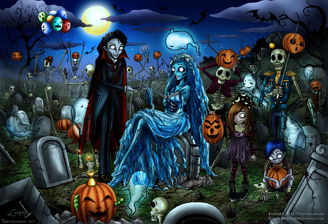 halloween party by mareishon halloween party by mareishon