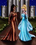 Pocahontas and Cinderella Designer Collection