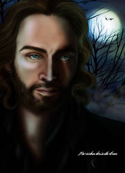 Ichabod Crane by Mareishon