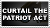 Patriot Act Stamp by woop17