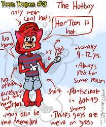 TOON TROPES #3!!! FIRECROTCH