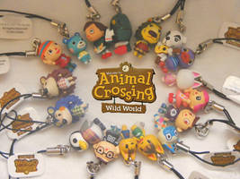 Animal Crossing Charms by o-incantrix-o